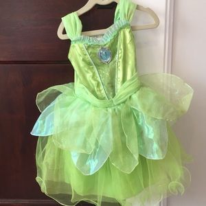 Disney Tinkerbell costume with wings, size 3T